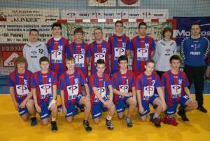 Młodzicy I  2011/2012