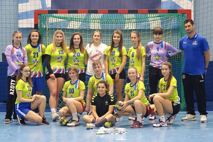 Juniorki młodsze, sezon 2019/2020